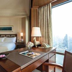 Отель The Peninsula Bangkok 5* Номер Делюкс с разными типами кроватей фото 2