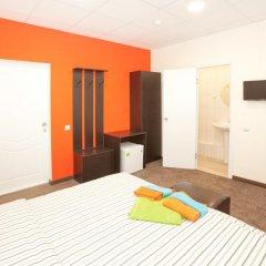 Гостиница DoBeDo 2* Стандартный номер с двуспальной кроватью фото 3