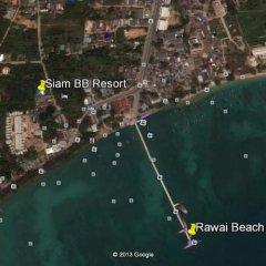 Отель Siam Bb Resort фото 2