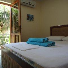 Отель Villa Margarit Албания, Саранда - отзывы, цены и фото номеров - забронировать отель Villa Margarit онлайн комната для гостей фото 3