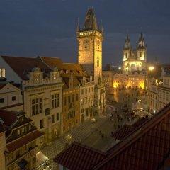 Отель Rott Hotel Чехия, Прага - 9 отзывов об отеле, цены и фото номеров - забронировать отель Rott Hotel онлайн балкон