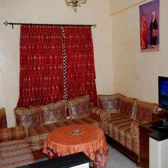 Отель Residence Miramare Marrakech 2* Стандартный номер с различными типами кроватей фото 39
