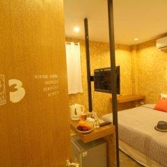 Отель Mbed Phuket 3* Номер категории Эконом фото 2