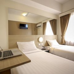 Отель Red Planet Davao 2* Стандартный номер с различными типами кроватей фото 3