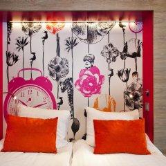 Отель Motel L Hammarby Sjöstad комната для гостей фото 4