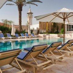 American Colony Hotel The Leading Hotels of the World Израиль, Иерусалим - отзывы, цены и фото номеров - забронировать отель American Colony Hotel The Leading Hotels of the World онлайн бассейн фото 2