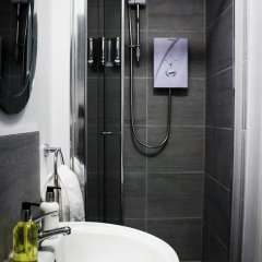 Отель Mulligans of Deansgate Стандартный номер с различными типами кроватей фото 6