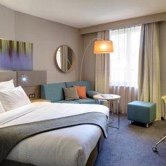 Crowne Plaza Hotel BRUGGE 4* Стандартный номер с различными типами кроватей фото 5