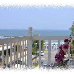 Hotel Ermeti Риччоне пляж фото 2