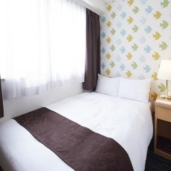 Hotel Wing International Kourakuen 3* Стандартный номер с различными типами кроватей фото 3