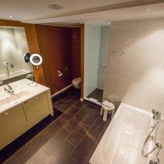 Hotel Business & More 4* Номер Делюкс с различными типами кроватей фото 4