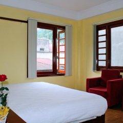 Fansipan View Hotel 3* Номер Делюкс с двуспальной кроватью фото 6
