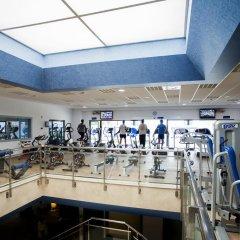 Отель Apartamentos Alday фитнесс-зал