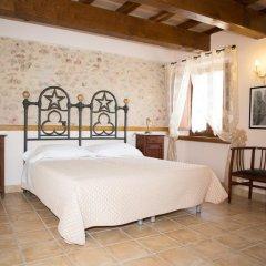 Отель B&B Valle degli Ulivi Vallecorsa Стандартный номер фото 17