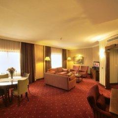 Saffron Hotel Kahramanmaras 4* Люкс с различными типами кроватей фото 2