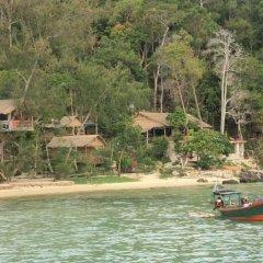 Отель Ataman Resort Камбоджа, Ко-Уэн - отзывы, цены и фото номеров - забронировать отель Ataman Resort онлайн приотельная территория