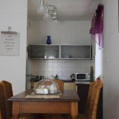 Отель Barbakan Apartament Old Town Улучшенные апартаменты с различными типами кроватей фото 21