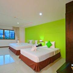 Отель Lada Krabi Residence 2* Номер категории Эконом с различными типами кроватей фото 9