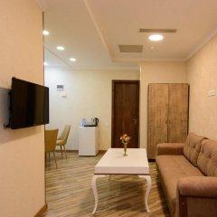 Отель King David 3* Стандартный семейный номер с двуспальной кроватью фото 7