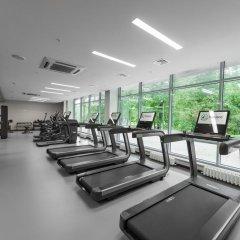 Гостиница Parklane Resort and Spa фитнесс-зал фото 2