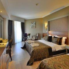 Отель Side Crown Palace - All Inclusive комната для гостей