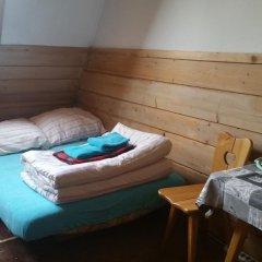 Отель Camping Harenda Pokoje Gościnne i Domki Стандартный номер фото 17