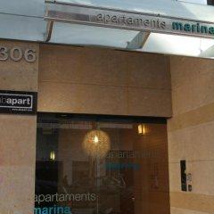 Отель Suites Marina - Abapart Испания, Барселона - отзывы, цены и фото номеров - забронировать отель Suites Marina - Abapart онлайн банкомат