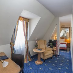 Drei Löwen Hotel 4* Стандартный номер с различными типами кроватей фото 4