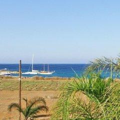 Отель Villa Aglaia пляж фото 2