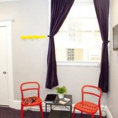 Отель USA Hostels San Francisco Стандартный номер с различными типами кроватей фото 4