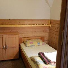 Отель Camping Harenda Pokoje Gościnne i Domki Стандартный семейный номер фото 9