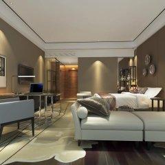 Zhongshan Langda Hotel 4* Улучшенный люкс с различными типами кроватей фото 2