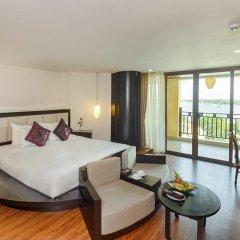Отель Hoi An Silk Marina Resort & Spa 4* Люкс Премиум с различными типами кроватей фото 4