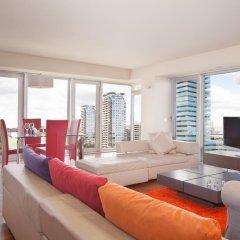 Апартаменты Rent Top Apartments Beach-Diagonal Mar Улучшенные апартаменты фото 29