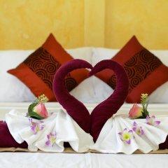 Отель Angel Green Garden Bungalows 3* Номер Делюкс фото 8