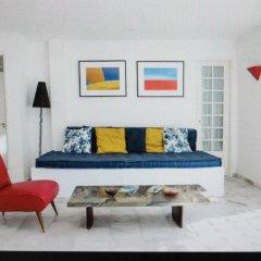 Отель Copacabana Penthouse Апартаменты с различными типами кроватей фото 41