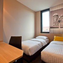 Отель LetoMotel 2* Стандартный номер с 2 отдельными кроватями фото 4
