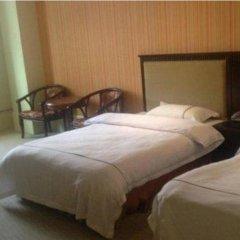 Отель Zhongshan Guzhen Yuyuan Business Inn комната для гостей