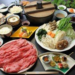 Отель Senzairou Йоро питание фото 2