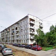 Гостиница ApartLux Krasnogvardeysky парковка