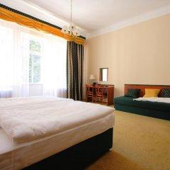 Отель Villa Gloria 2* Номер Делюкс с различными типами кроватей фото 4