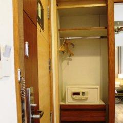 Hotel Jivitesh сейф в номере