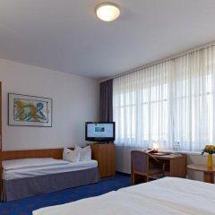 Kim Hotel Dresden комната для гостей фото 4