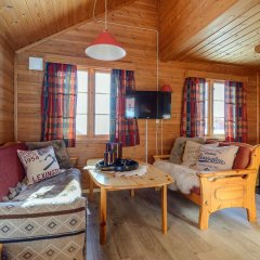 Отель Lillehammer Fjellstue 3* Коттедж с различными типами кроватей фото 4