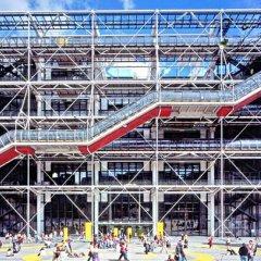 Отель Le Marais Pompidou Center Old Heart Paris Париж бассейн фото 2