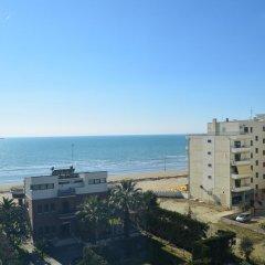 Hotel Dyrrah пляж