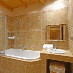 Отель Apartmany Victoria Чехия, Карловы Вары - отзывы, цены и фото номеров - забронировать отель Apartmany Victoria онлайн ванная