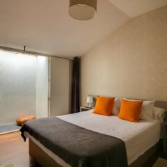 Отель Oporto Boutique Guest House Стандартный номер с двуспальной кроватью