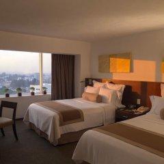 Отель Fiesta Americana - Guadalajara 4* Стандартный номер с различными типами кроватей фото 6
