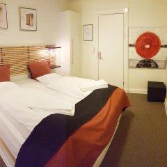 Hotel Domir Odense 2* Стандартный номер с двуспальной кроватью фото 15
